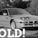 WIZARD SOLD BMW 840CI