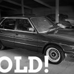 WIZARD SOLD BMW ALPINA
