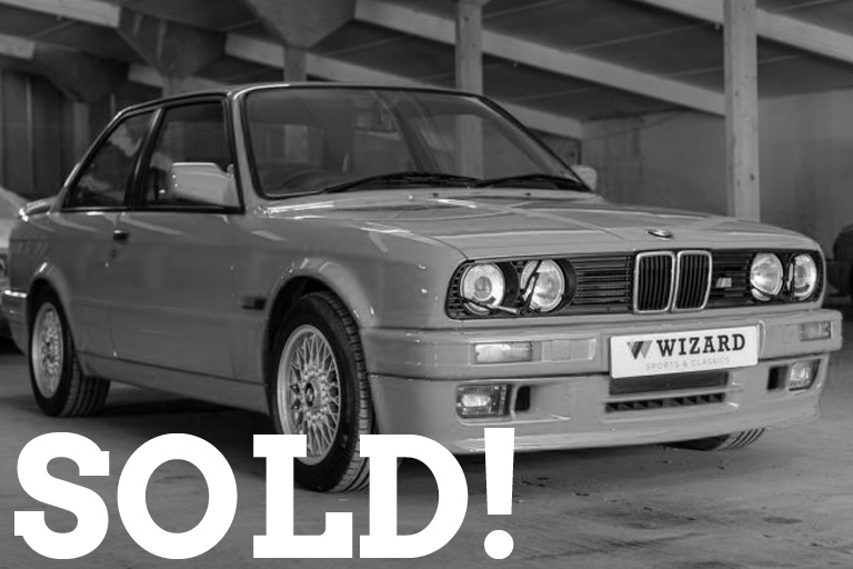 WIZARD SOLD BMW E30 325I SPORT