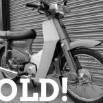 WIZARD SOLD HONDA CUB
