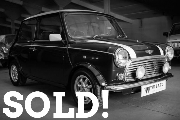 WIZARD SOLD MINI COOPER