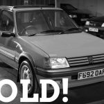 WIZARD SOLD PEUGEOT 205 GTI