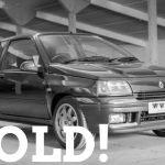 WIZARD SOLD RENAULT CLIO WILLIAMS 2