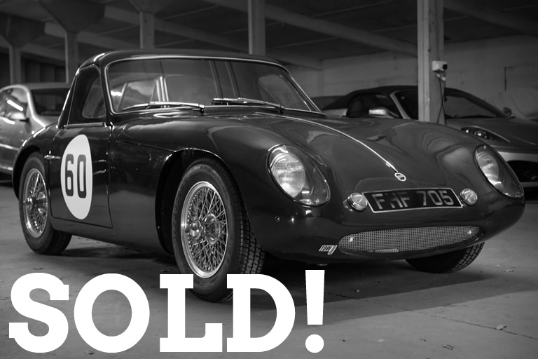 WIZARD SOLD TVR JOMAR NOTCH