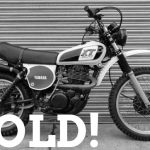 WIZARD SOLD YAMAHA XT