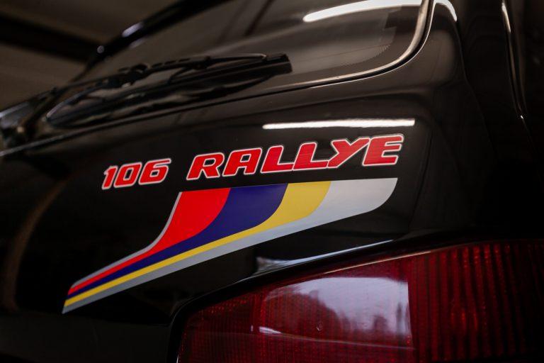 106 Rallye 8