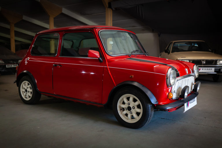 Red Mini Wizard 6