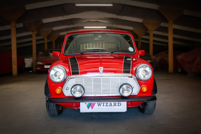 Red Mini Wizard 7