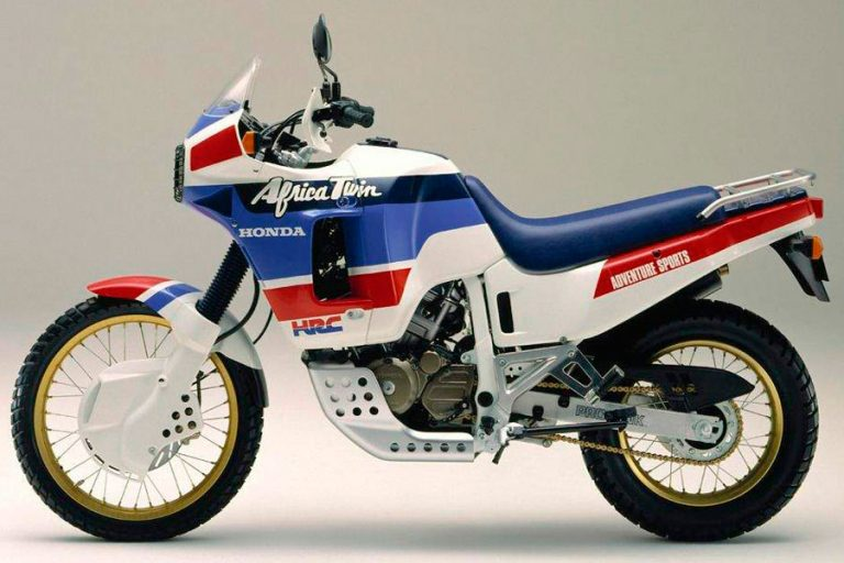 Africa Twin XRV650 RD03 88 89