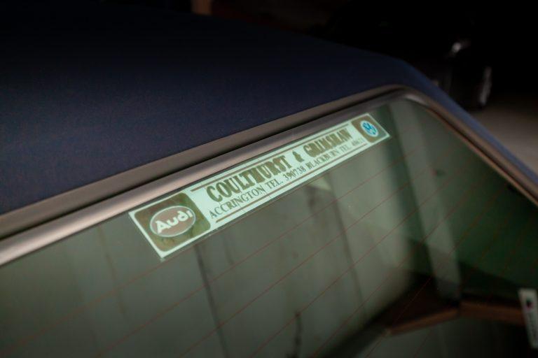 Convertible GTI 36