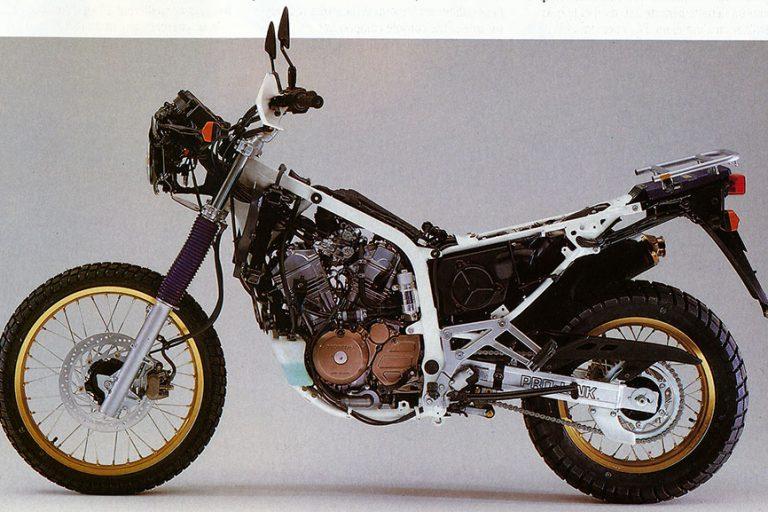XRV650 3