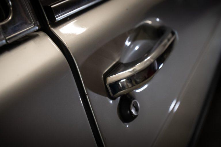 Silver Saab 14