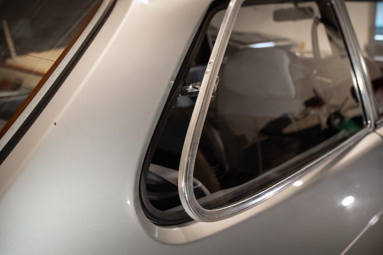 Silver Saab 16