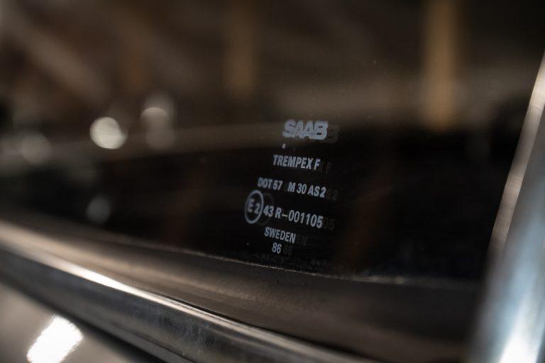 Silver Saab 30