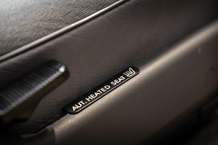 Silver Saab 45