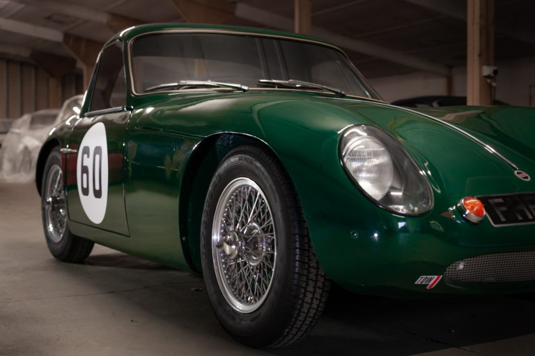 TVR GREEN 10