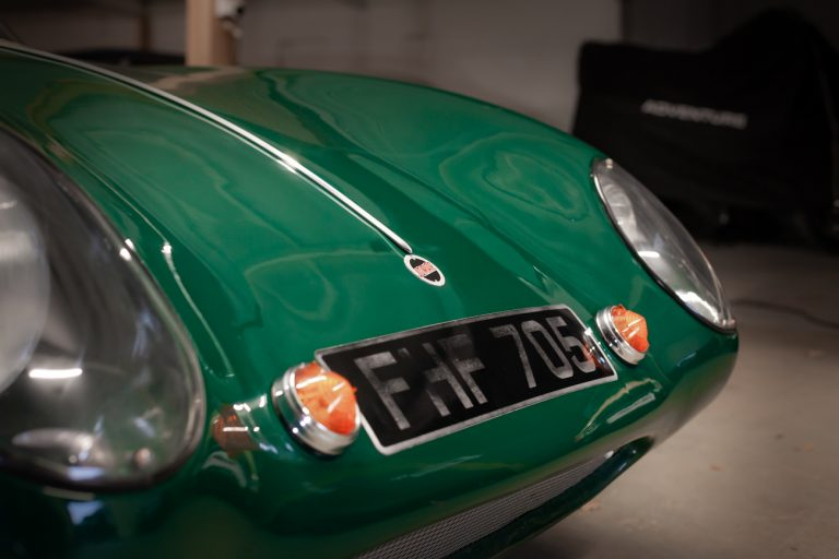 TVR GREEN 13