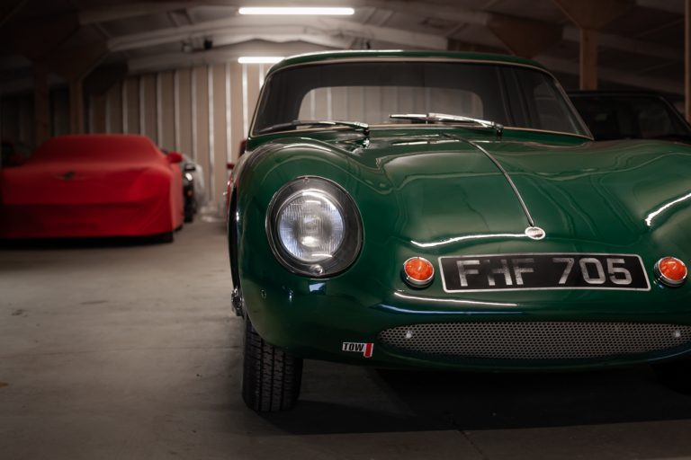 TVR GREEN 14