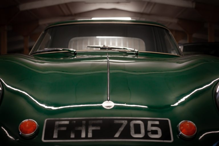 TVR GREEN 18