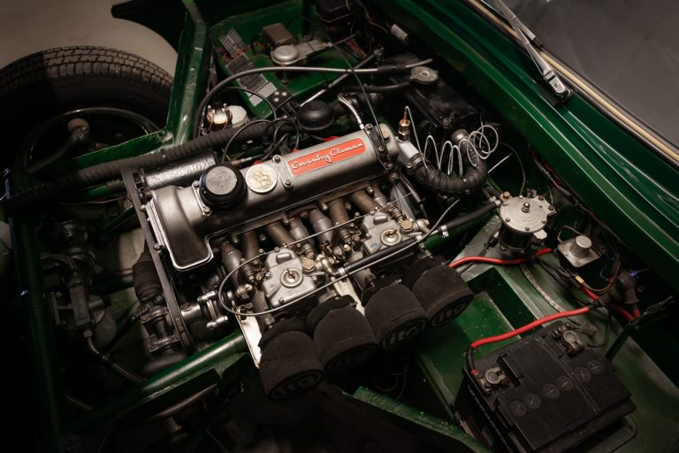 TVR GREEN 19