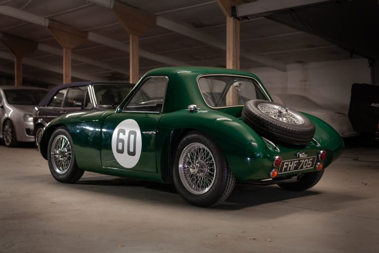TVR GREEN 27