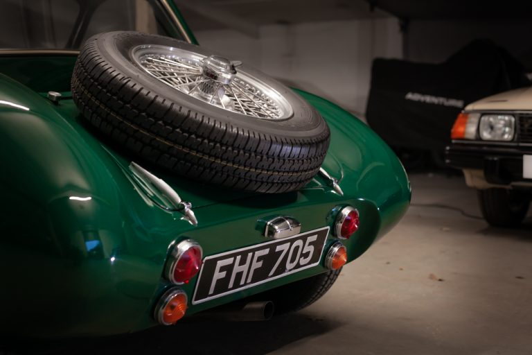 TVR GREEN 34
