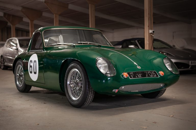 TVR GREEN 4