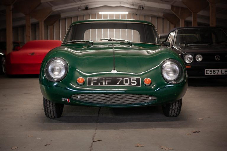 TVR GREEN 7