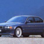 Wizard Classics Alpina Archive BMW Alpina B12 5.7 EKAT E38