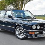 Wizard Classics Alpina Archive BMW Alpina B9 3.5 E28 Blue