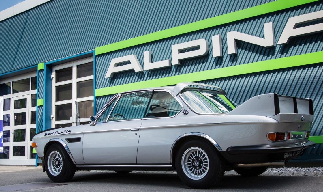bmw alpina lead