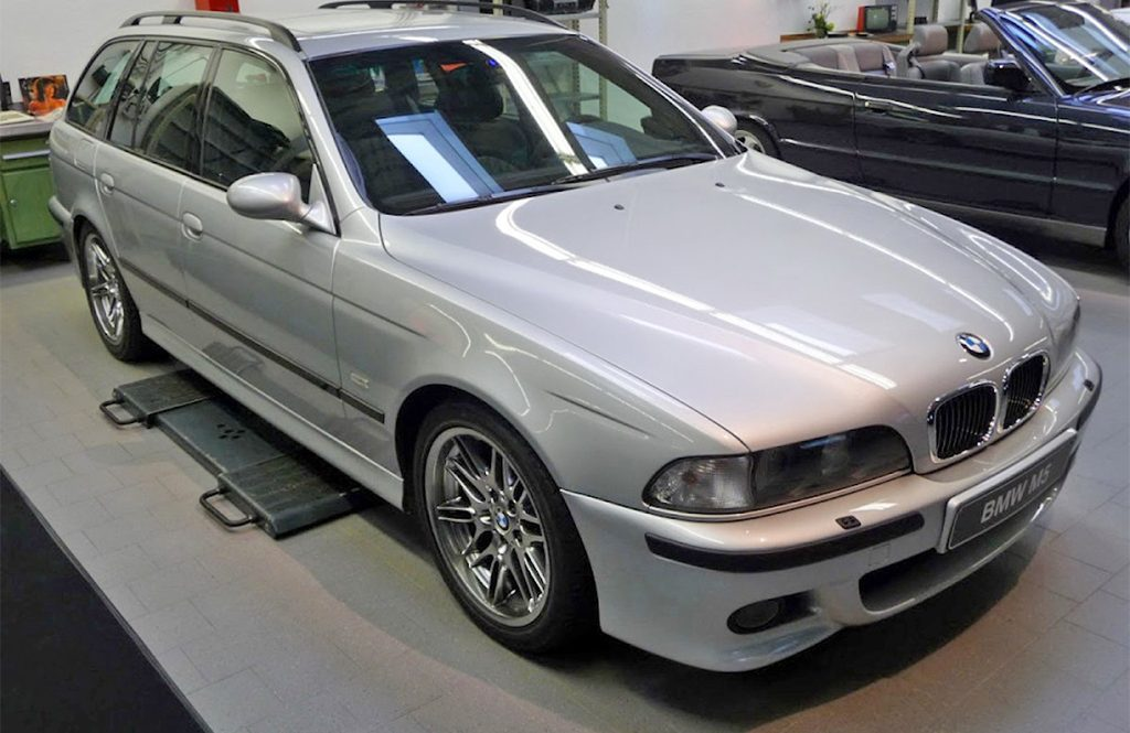 Why Was There No Bmw E39 M5 Touring Wizard Sports Classics Car Sales Cheshire Uk