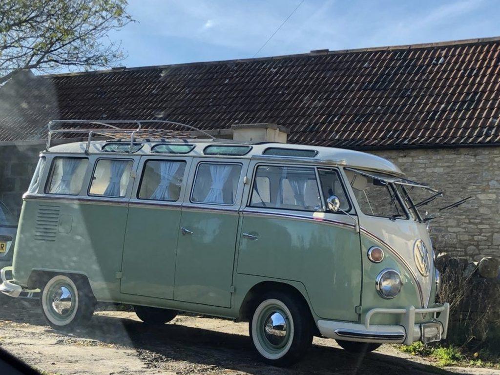0002 1973 Volkswagen Type 2 23 Window Split Screen 2