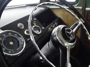 0011 1964 Mercedes Benz O319 9 Seat Mini Bus 8