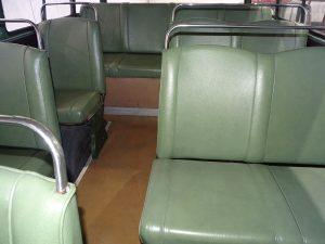 0012 1964 Mercedes Benz O319 9 Seat Mini Bus 9
