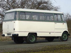 0013 1964 Mercedes Benz O319 9 Seat Mini Bus 10