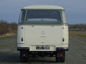 0015 1964 Mercedes Benz O319 9 Seat Mini Bus 12