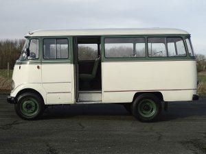 0017 1964 Mercedes Benz O319 9 Seat Mini Bus 14