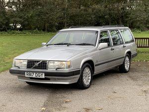 0033 1997 Volvo 940 Torslanda Estate from David Stockton 2