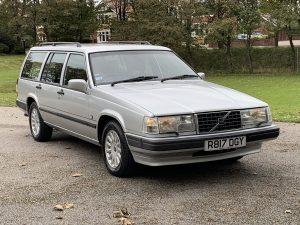0034 1997 Volvo 940 Torslanda Estate from David Stockton 3