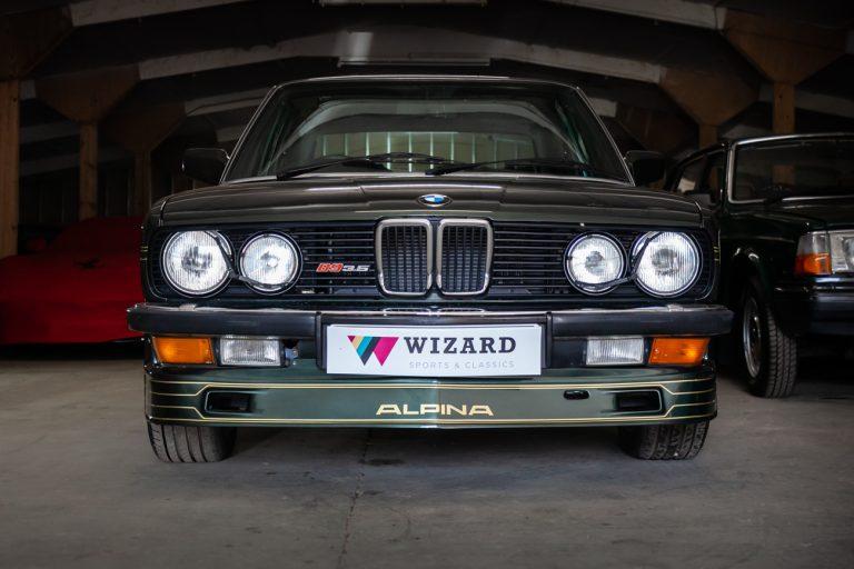 BMW Alpina 11