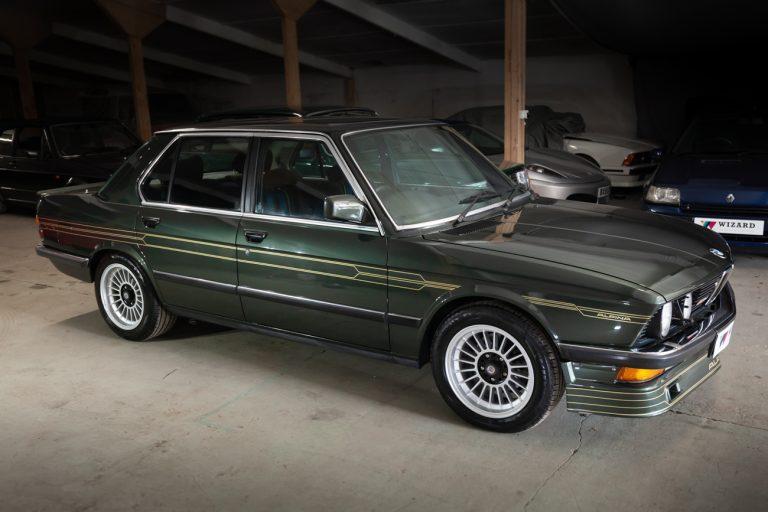 BMW Alpina 2