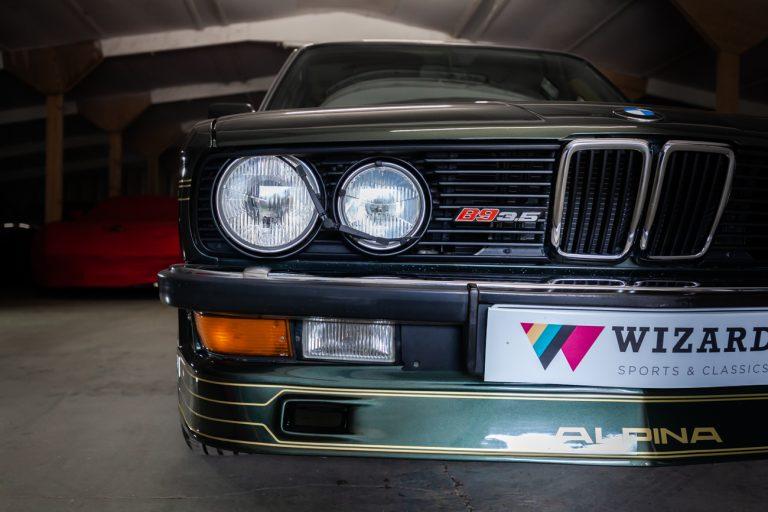 BMW Alpina 21