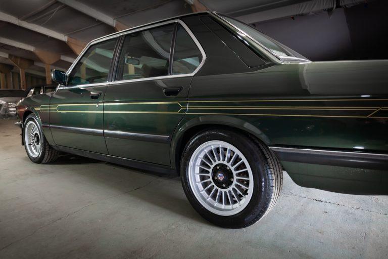 BMW Alpina 22