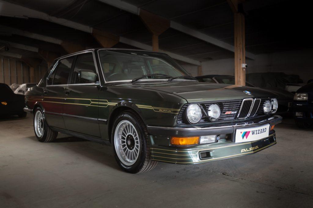 BMW Alpina 3