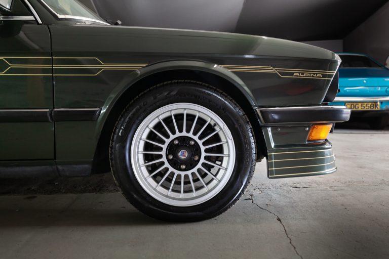 BMW Alpina 6