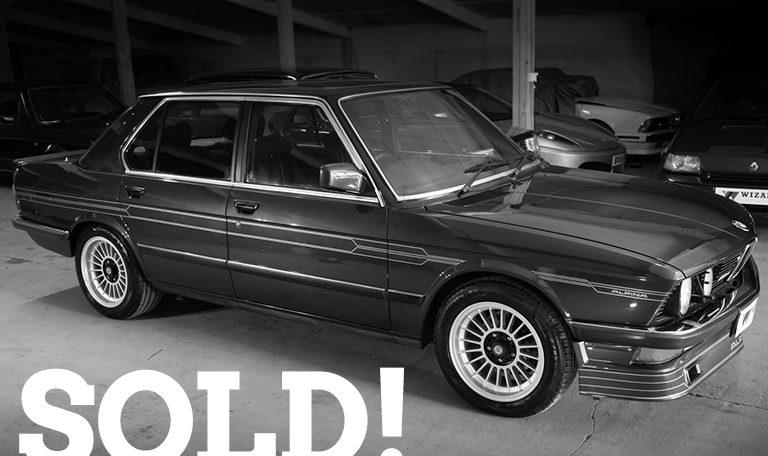 BMW Alpina B9 3.5