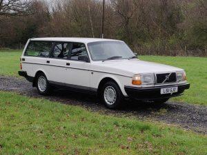 Volvo 240 Estate Wizard Classics 2