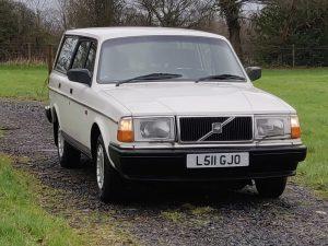 Volvo 240 Estate Wizard Classics 3