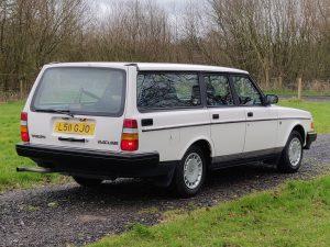 Volvo 240 Estate Wizard Classics 4
